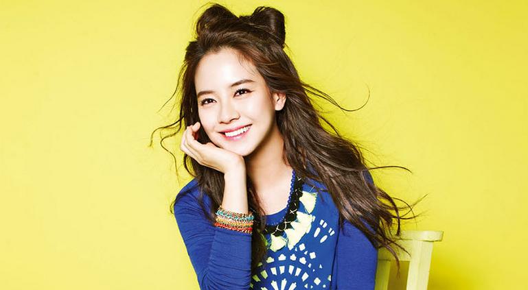 """Song Ji Hyo Kicks Haha Out of Anger on """"Running Man"""""""