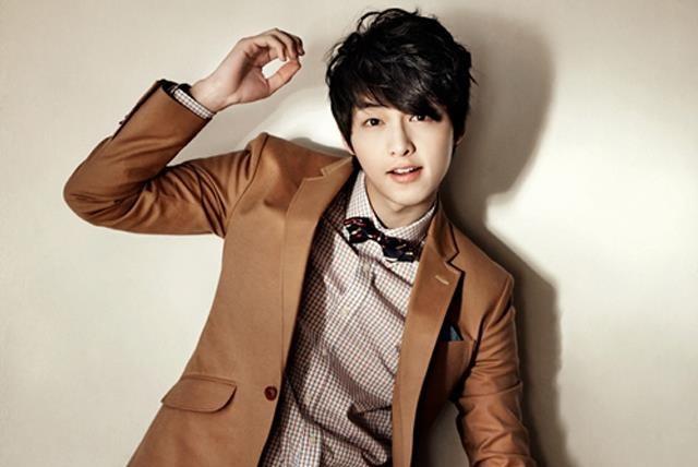 Did Song Joong Ki Gain Weight? Netizens Talk