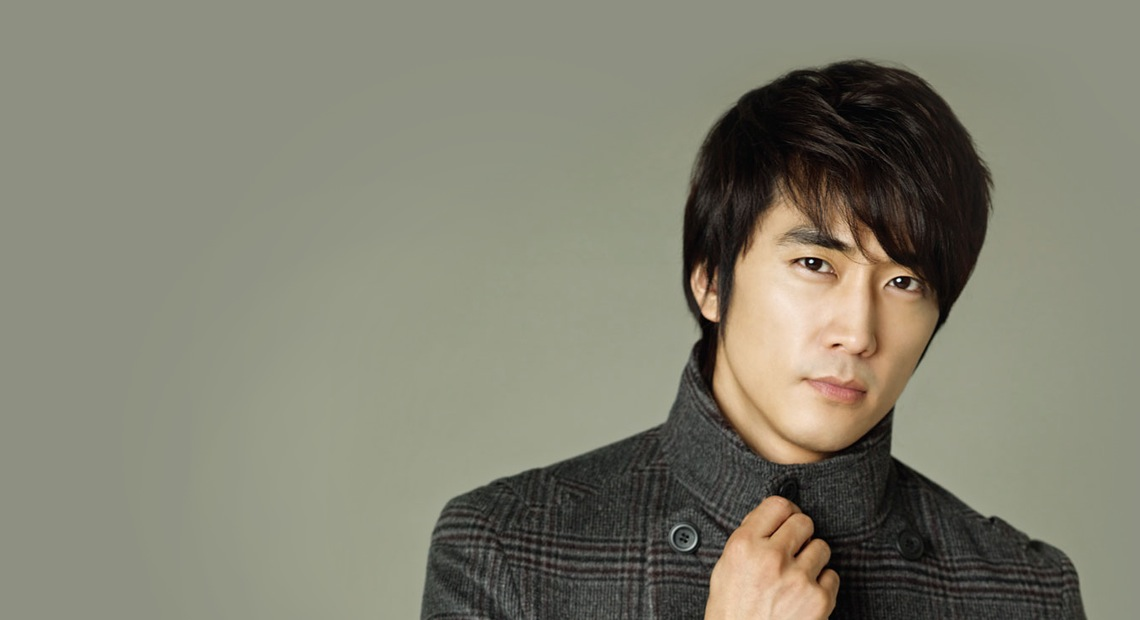 Actor Song Seung Hun Sends His Greetings From Turkey