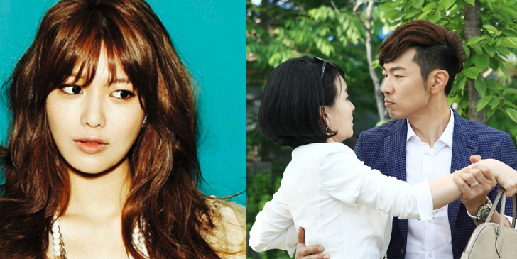 """[SNS Pic] Girls' Generation's Sooyoung Poses With """"Gentleman Dignity""""s Lee Jong Hyuk"""