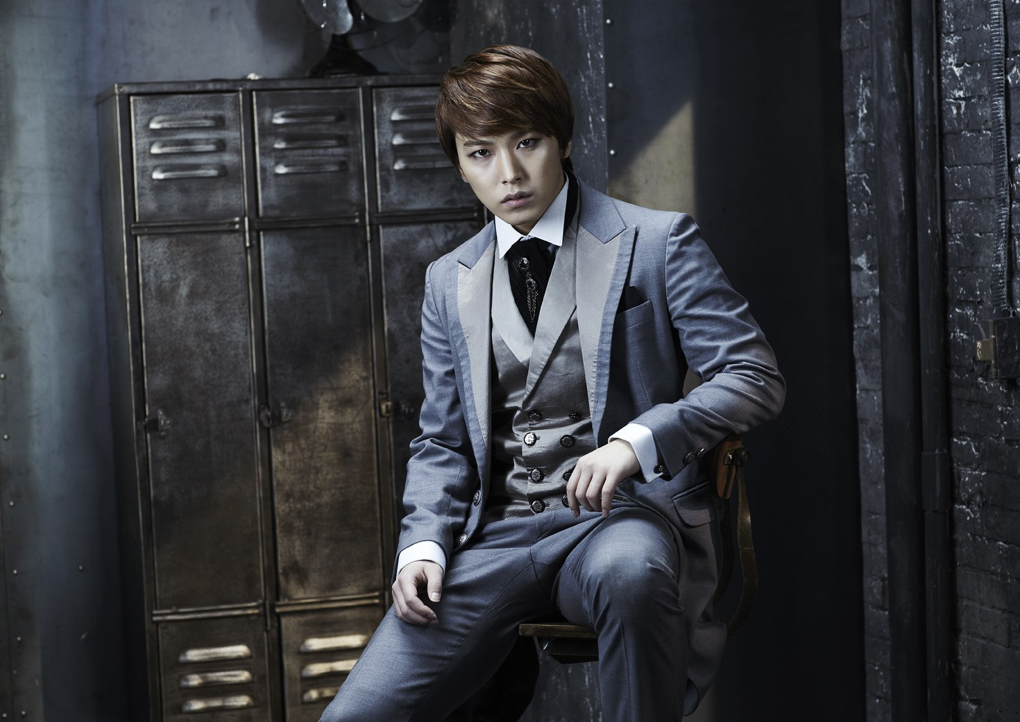 "Super Junior's Sungmin to Play Lead Role in Musical ""Jack the Ripper"" Again"