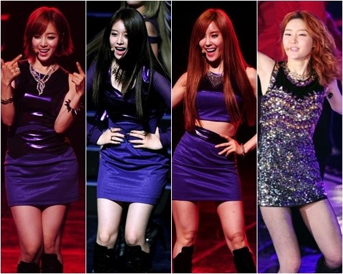 Jiyeon's Teaser Image Revealed for T-ara Unit Group