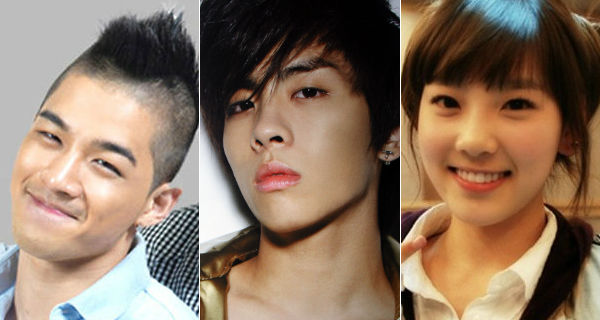 "Taeyang, Jonghyun, Taeyeon, and Other Idols Are Enjoying Jo Yong Pil's ""Bounce"""