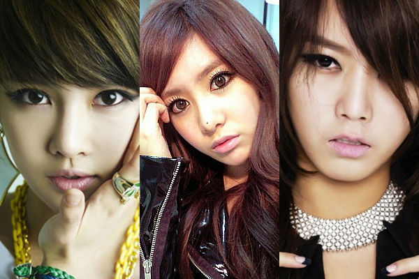 T-ara's Soyeon, Boram and Qri to Create Another Sub-Unit