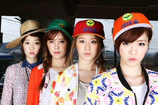 T-ara N4 Needs to Drink 1.5 Liters of Water for Their Choreography