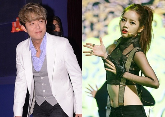 Newly Confirmed Couple Tony An and Hyeri Appear on the Same Show for the First Time