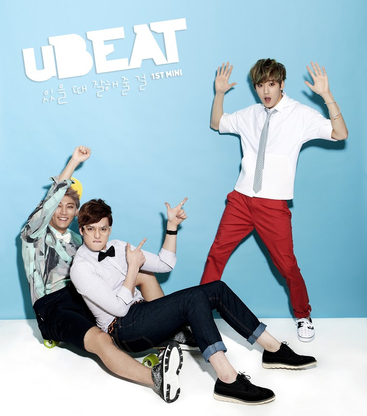 U-KISS Unit Group uBEAT Releases Teaser Photos