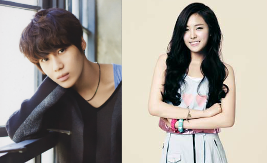 """[Updated With Photos] SHINee's Taemin and A Pink's Son Na Eun Confirmed for """"We Got Married"""""""