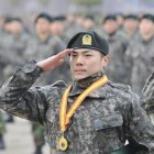 """Wheesung Makes Cameo Appearance on MBC """"Real Men"""" as Military Assistant Instructor"""