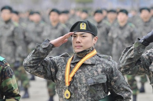 "Wheesung Makes Cameo Appearance on MBC ""Real Men"" as Military Assistant Instructor"