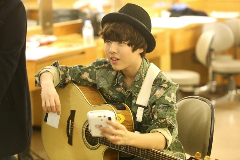 "Yoo Seung Woo's ""You and I"" MV Teaser"