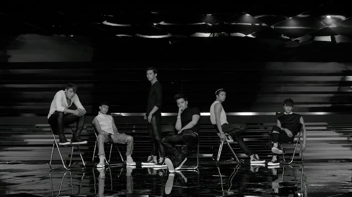 "2PM Releases ""All Day I Think of You"" Music Video"