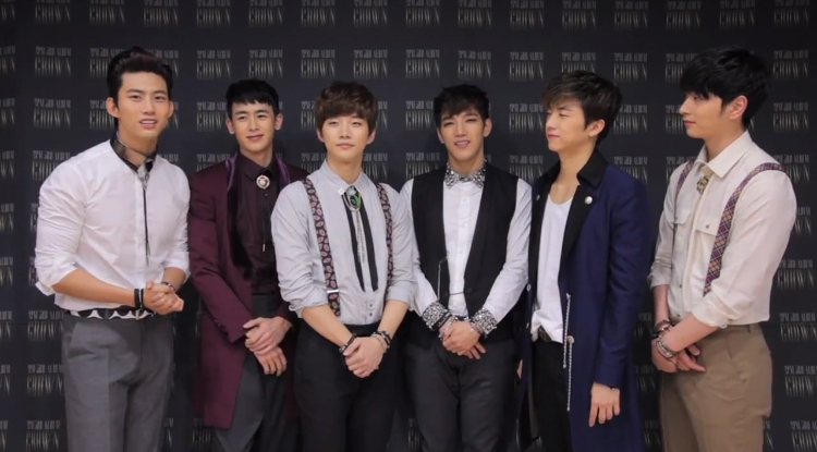 2PM Sends Special Video Message to Fans