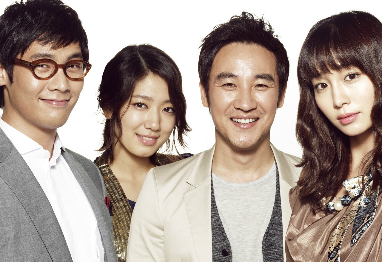 Cyrano dating agency good drama korean