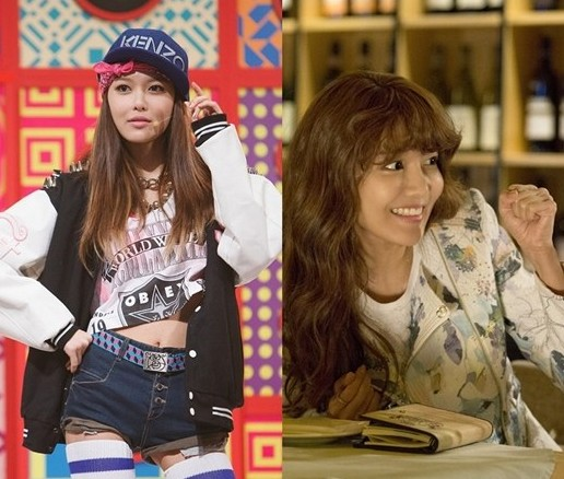 """Girls' Generation's Sooyoung Changes Her Style for """"Cyrano"""""""