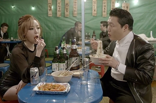 "Ga In Had a Difficult Time After Release of PSY's ""Gentleman"""