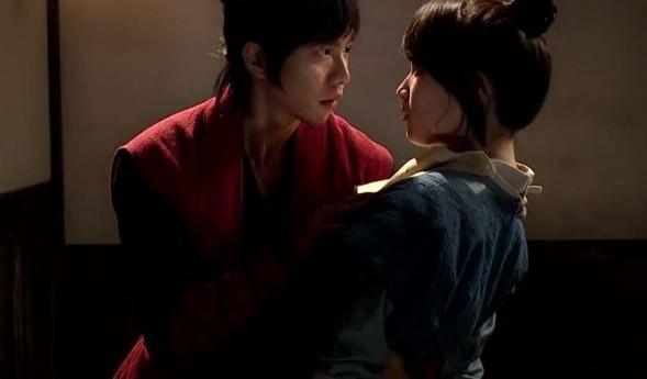 Lee Seung Gi Put His Hand Where On Suzy?
