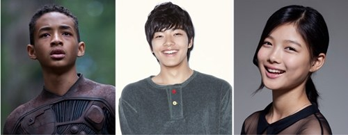 Jaden Smith to Meet Yeo Jin Goo and Kim Yoo Jung
