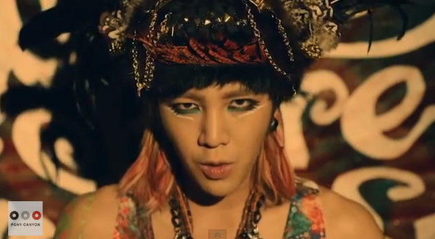 """Jang Geun Suk is a """"Nature Boy"""" Partying Through the """"Indian Summer"""" in New PV"""