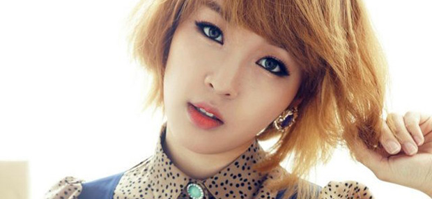 4minute's Jiyoon Covers Anna Kendrick's Cup Song