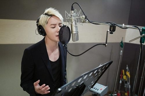 "JYJ's Junsu Sings ""Stupid Heart"" for ""Mandate of Heaven"" OST"