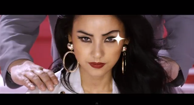 lee hyori face bad girls