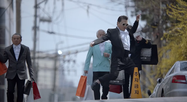 """Gallup Korea Poll Shows 30 Percent of Koreans Think PSY's """"Gentleman"""" MV is Unsuitable for Broadcast"""