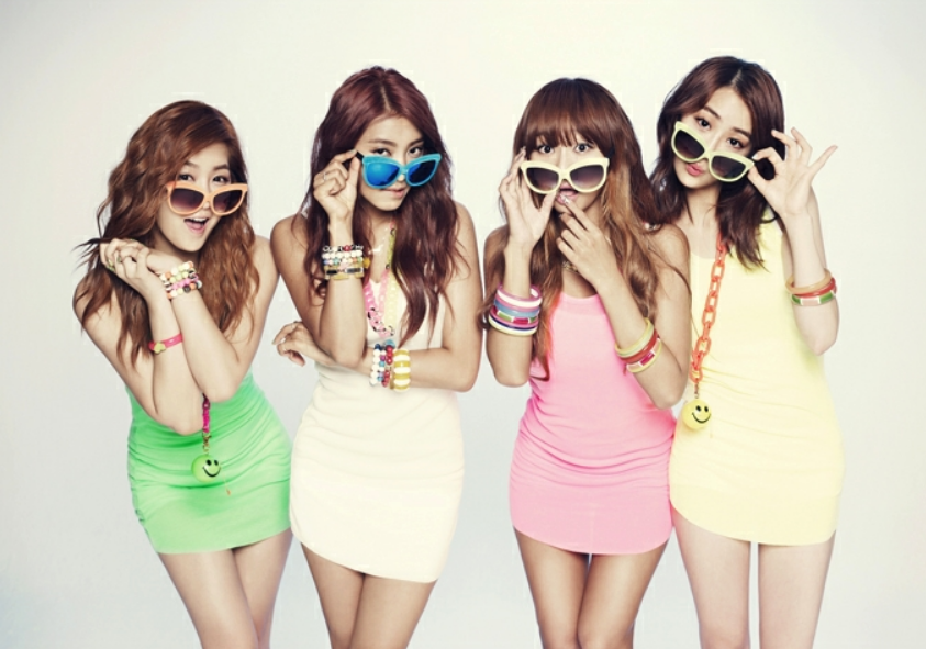 SISTAR Announces June Comeback