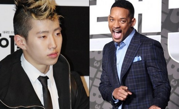 """Will Smith Asks Jay Park to Sing Ending Song for """"After Earth"""" Film"""