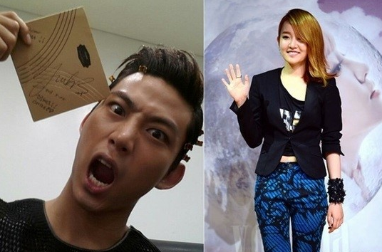 2PM's Taecyeon Cheers On Fellow '88 Liner Younha