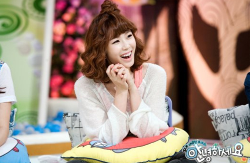 "Running Wasn't Easy for ""Glamorous"" Hyosung"