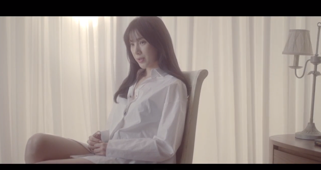 """Seo In Young Escapes to the Forest in """"Let's Break Up"""" Music Video"""