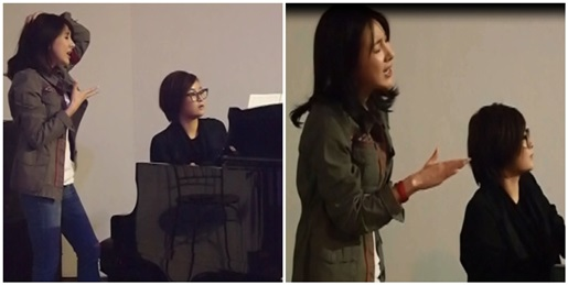 """Seo In Young Reveals Raw Practice Video for """"Let's Break Up"""""""
