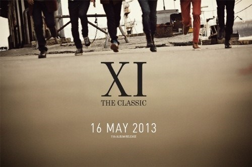"Shinhwa to Comeback and Tour with Eleventh Album, ""The Classic"""