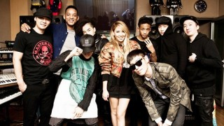YG Family  Will and Jaden Smith