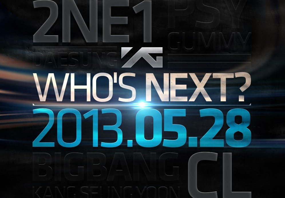 YG Announces Final Two Possible Artists for Next Project