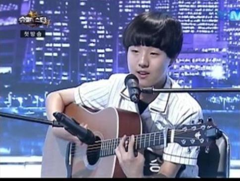 Yoo Seung Woo Main