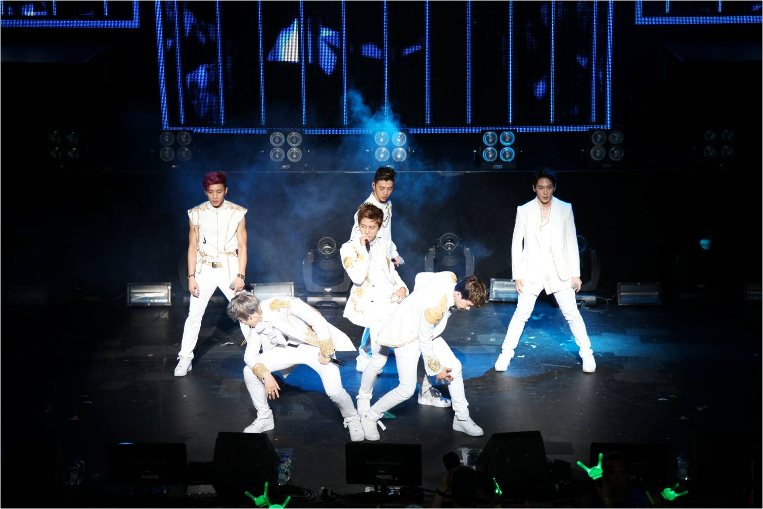 Recap Bap Treats Fans To Unforgettable Show In Washington Dc Soompi