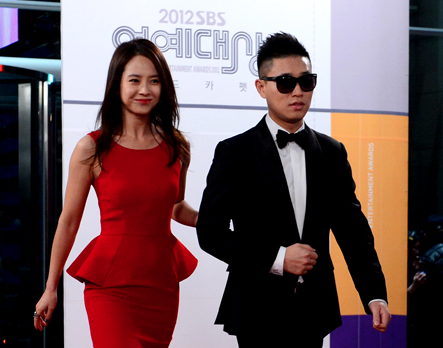 gary song ji hyo running man soompi