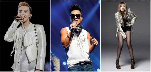G-Dragon and Taeyang to Appear in CL's Music Video