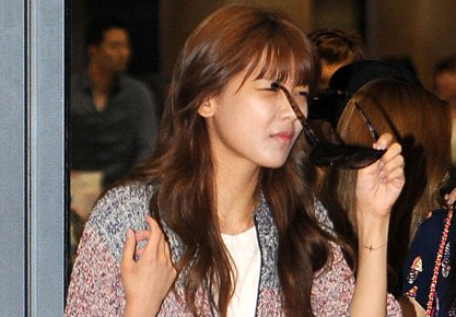 [Gallery] Girls' Generation's Latest Airport Sighting in Comfortable Fashion