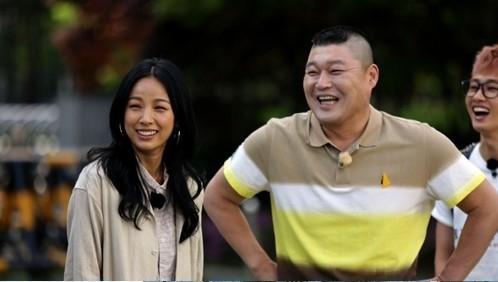 Lee Hyori Makes Kang Ho Dong Scream for Yoo Jae Suk?