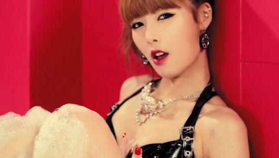 HyunA Picked As Number One Cosplay-Dol