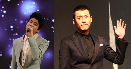 "Mir Drops Out of ""Real Men,"" Jang Hyuk and ZE:A's Park Hyung Shik Joins"