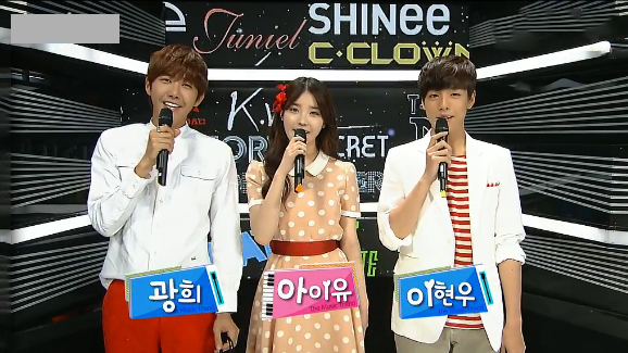 SBS Inkigayo 05.05.13 – PSY Takes Third Win