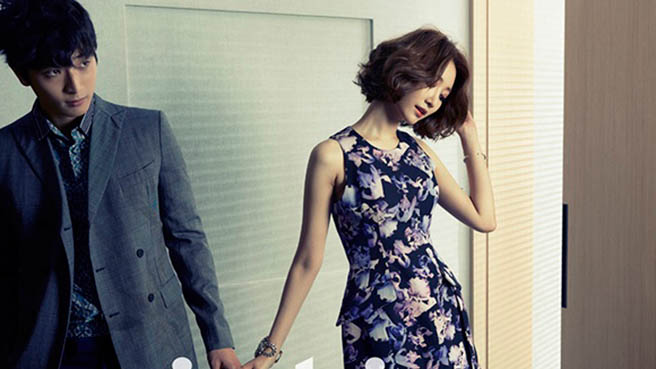 """We Got Married"" Go Joon Hee Starts to Feel the Age Gap"