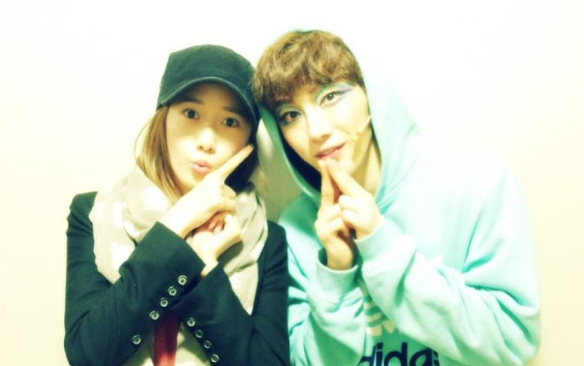 Girls' Generation's YoonA Supports 2AM's Jokwon By Watching His Musical