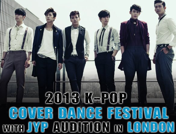 [Announcement] JYP Entertainment Is Holding An Audition in London!