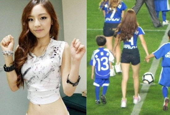 Photos of Goo Hara's Ultimate Ant-Sized Waist Resurface
