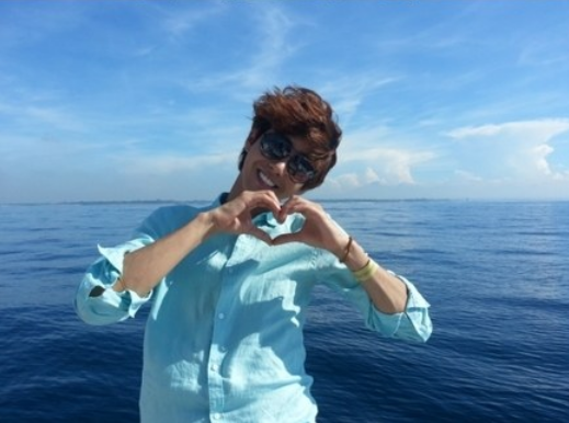 Kwanghee Takes a Vacation!